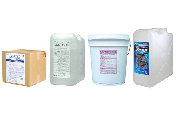 エアコン アルミフィン洗浄剤